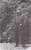 Soke Hatsumi - with Ninja Sword