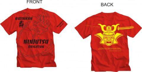 T-shirt-ninjutsu